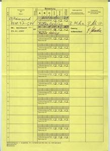 Alice vom Rudental Leistungsurkunde - Page 2